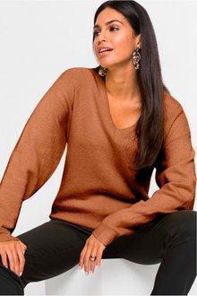 Urban Cosy Knit Sweater - 257746