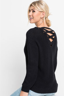 Urban Back Detail Jumper - 257747