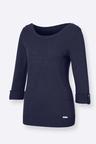 Euro Edit Knit Pullover