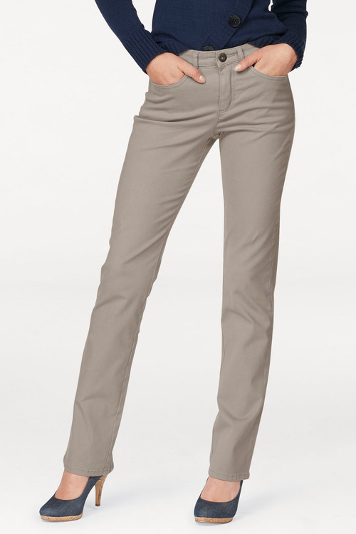 Urban Straight Leg Jean