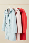 Capture Four Seasons Hooded Coat