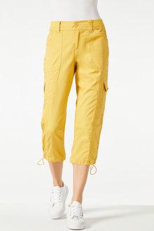 Capture Cargo Crop Pants - 257790