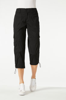 Capture Cargo Crop Pants - 257791