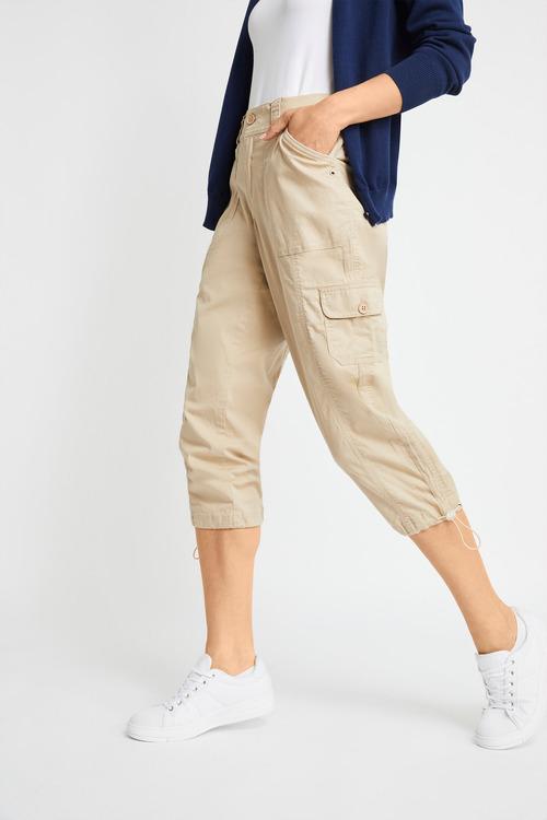 Capture Cargo Crop Pants