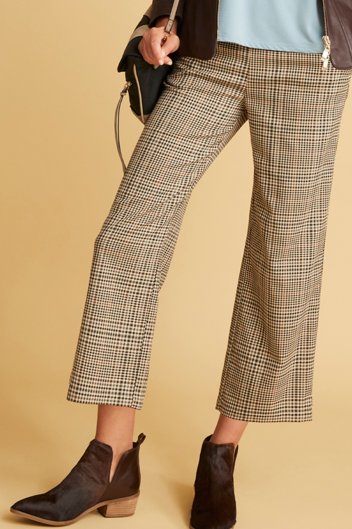 Capture Pull on Relaxed Crop Pant