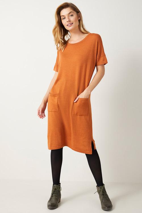Capture Merino Pocket Dress