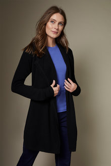 Capture Merino Waterfall Cardi - 257958