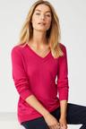 Capture Merino Classic V Neck Sweater