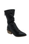 Human Premium Debt Mid Calf Boot