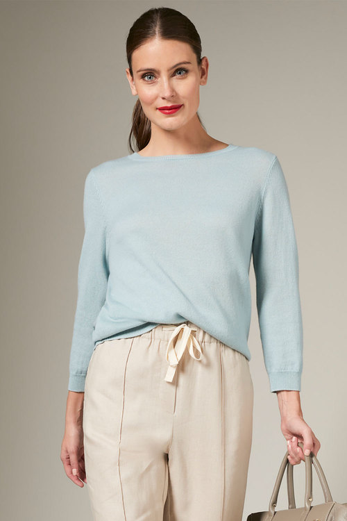 Grace Hill Cashmere Blend Sweater
