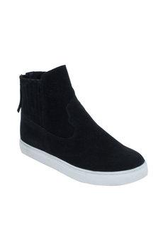 Soda Sweak Back Zip Sneaker - 257991