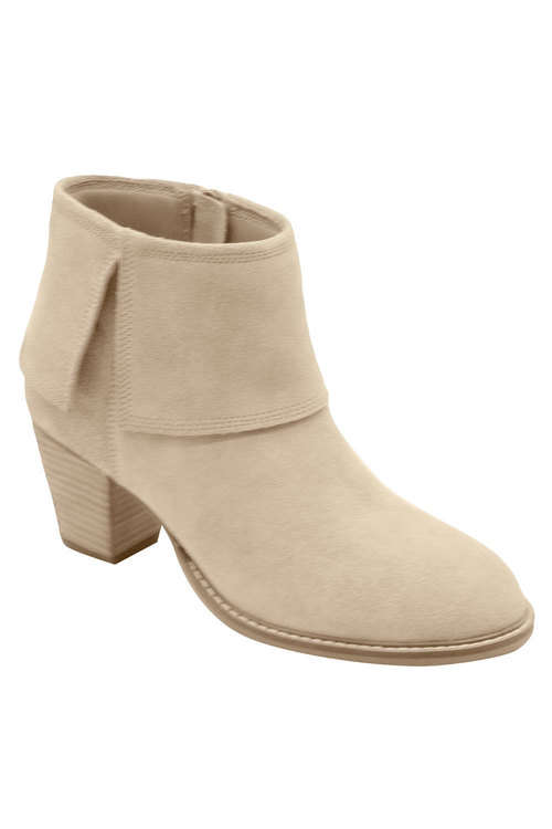 Soda Weise Flap Ankle Boot