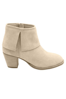 Soda Weise Flap Ankle Boot - 257997