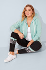 Sara Animal Print Legging