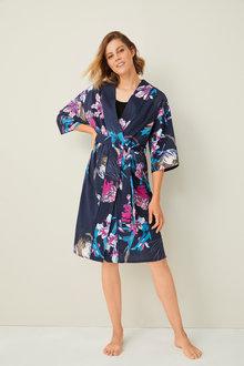 Mia Lucce Cotton Voile Robe - 258018