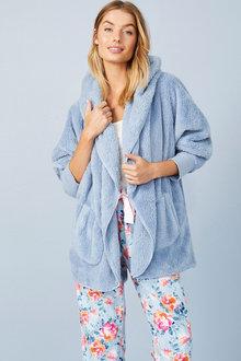Mia Lucce Sherpa Robe - 258035