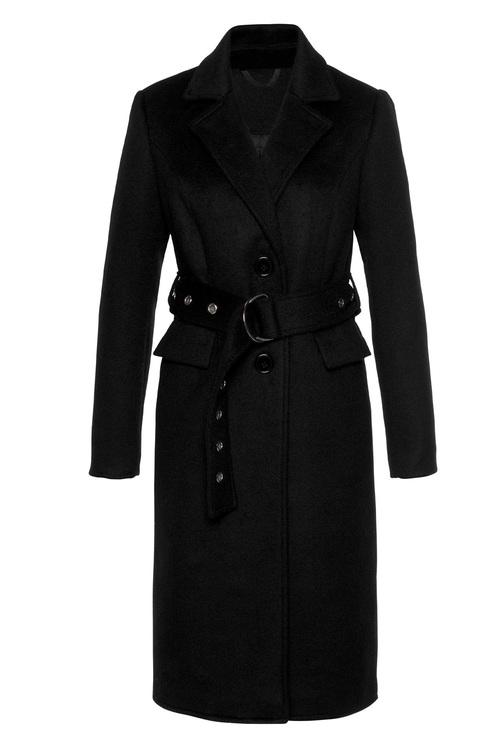 Urban Belted Coat