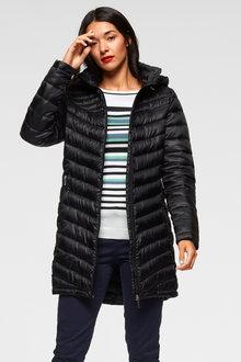 Urban Longline Puffer Jacket - 258068