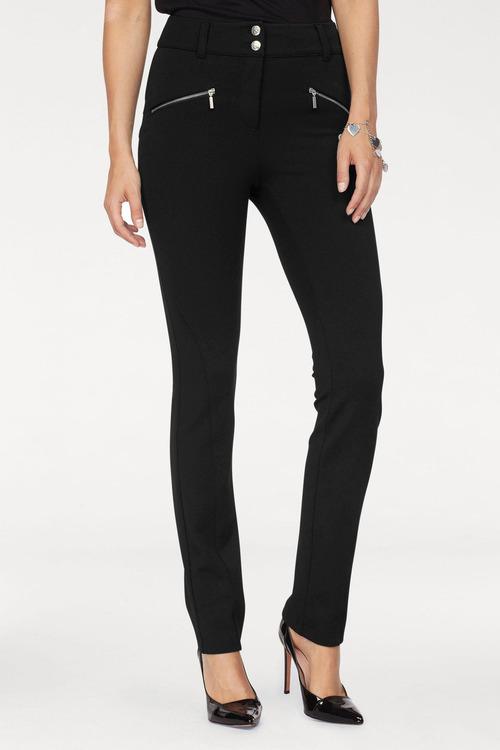 Urban Zip Detail Pant