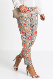 Urban Printed Trouser - 258072