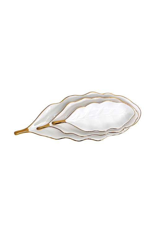 Splosh Tranquil Feather Tray Set