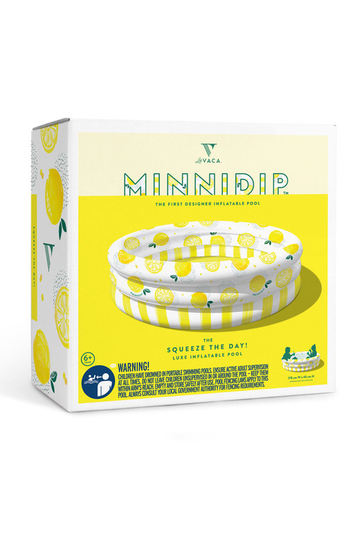 Minnidip Squeeze The Day Pool