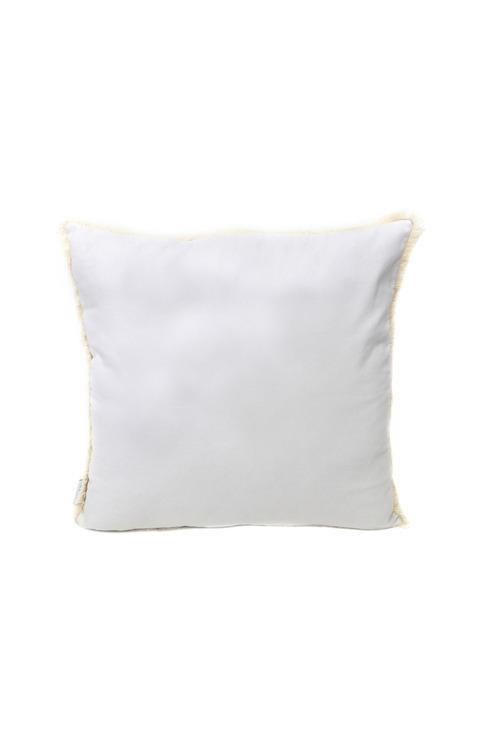 Splosh Flourish Embroidered Home Cushion