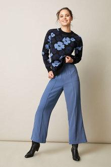 Emerge Jacquard Sweater - 258297