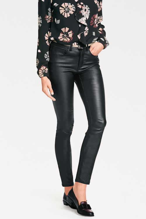 Heine Coated Trouser