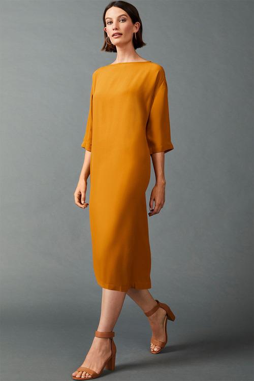 Grace Hill Boxy Shift Dress