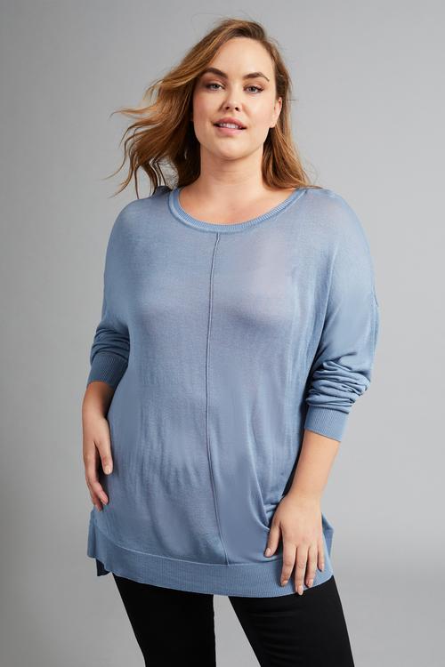 Sara Drop Shoulder Sweater