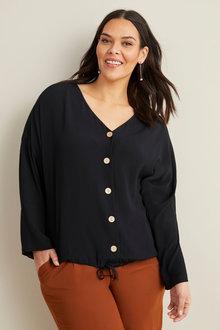 Sara Textured Shirt - 258330