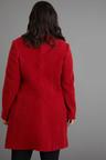 Sara Boiled Wool Coat
