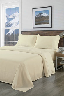 Royal Comfort Blended Bamboo Sheet Set - 258380