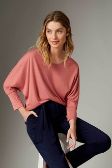 Capture Knit Batwing Top - 258488
