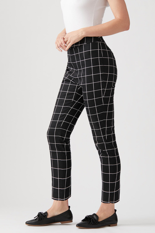 Capture Printed Ankle Grazer Pant