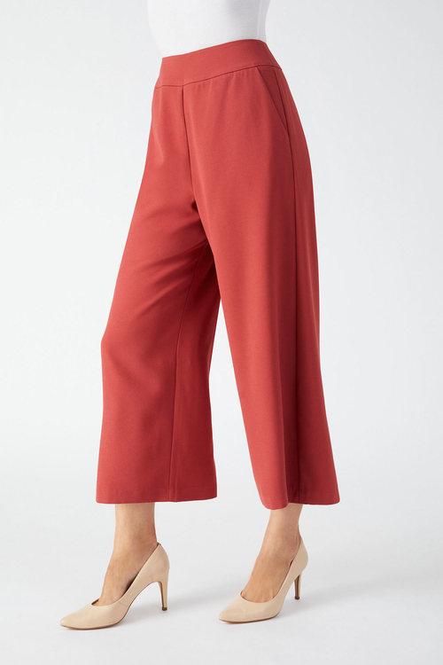 Capture Wide Leg Culotte