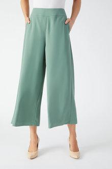 Capture Wide Leg Culotte - 258538