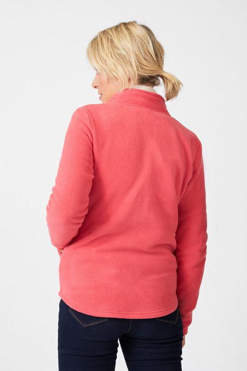 Capture Microfleece Zip Up Jacket