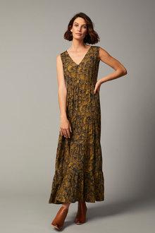 Grace Hill Tiered Maxi Dress - 258581
