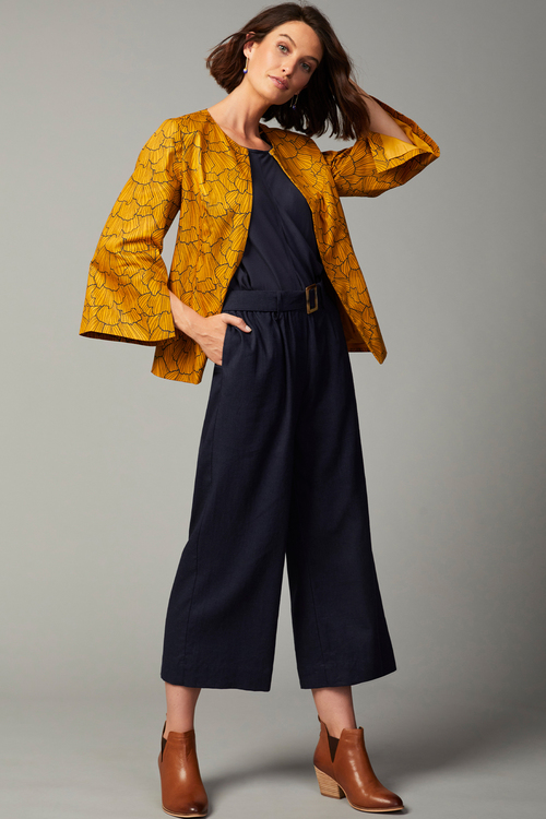 Grace Hill Printed Jacket