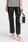 Heine Leather Snap Trouser