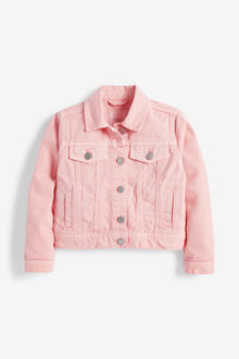 Next Denim Jacket (3-16yrs) - 258602