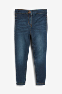 Next High Waisted Skinny Jeans (3-16yrs) - 258609