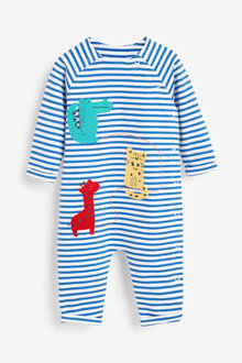Next Character Applique Romper (0mths-2yrs) - 258656