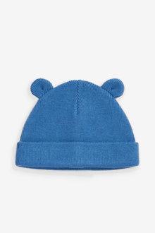 Next Bear Rib Hat (0mths-2yrs) - 258684