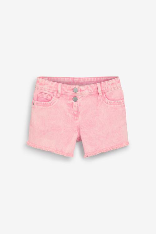 Next Coloured Denim Shorts (3-16yrs)