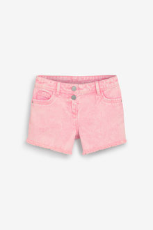 Next Coloured Denim Shorts (3-16yrs) - 258752