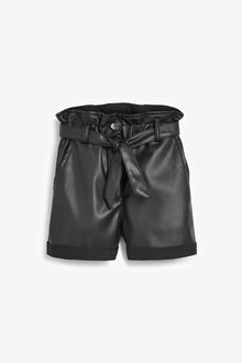 Next PU Shorts (3-16yrs) - 258755