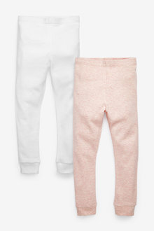 Next 2 Pack Thermal Leggings (2-16yrs) - 258846